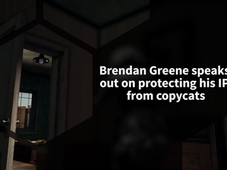 Brendan Greene wants better IP protection for PUBG against copycats