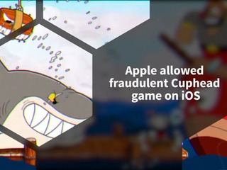 Apple allowed a fake Cuphead game to release on iOS App Store