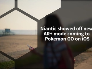 Niantic shows off the new AR+ Mode coming to Pokemon GO