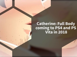 Catherine: Full Body will be coming out on PS4 and PS Vita in 2018
