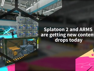 Nintendo adds new content to both Splatoon 2 and ARMS
