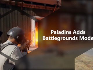 Paladins Adds Battlegrounds Mode