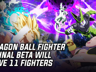 Final Dragon Ball Z Fighters beta will have 11 playable characters