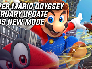 Super Mario Odyssey February Update Adds New Competitive Mode