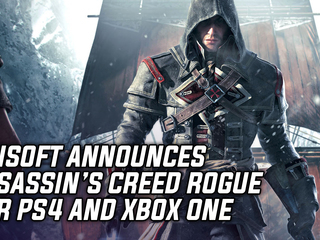 Ubisoft announces Assassin's Creed Rogue Remastered for PlayStation 4 and Xbox One