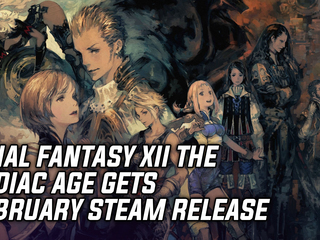 Final Fantasy XII The Zodiac Age gets a release date for Steam, with enhancements