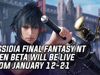 Dissidia Final Fantasy NT's open beta is live from January 12-21