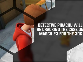 Detective Pikachu coming to Nintendo 3DS on March 23