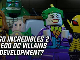LEGO Incredibles 2 & LEGO DC Villains Video Games Rumored To Be In Development
