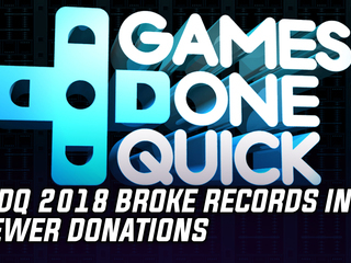 AGDQ 2018 broke another record in donations toward the Prevent Cancer Foundation