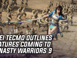 Koei Tecmo outlines new features coming to Dynasty Warriors 9