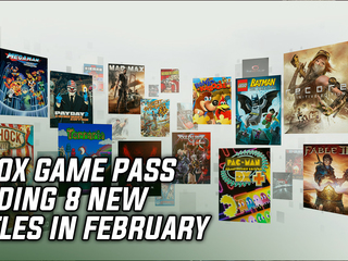 Xbox Game Pass Adding 8 New Titles In February