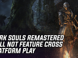 Dark Souls Remastered will not feature cross-platform play