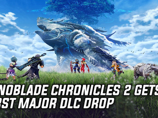 Xenoblade Chronicles 2 gets first major DLC drop