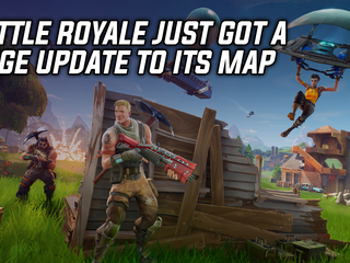 Battle Royale's map gets new update to make it more dense and encourage riskier gameplay