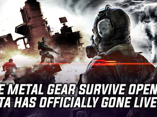 Metal Gear Survive open beta is officially live for the weekend