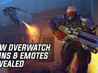 Blizzard Reveals Skins & Emotes In Upcoming Overwatch Update