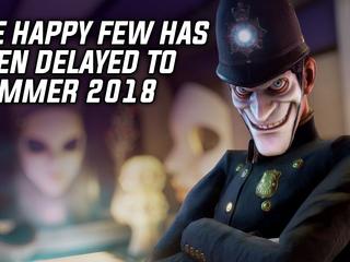 Compulsion Games delays We Happy Few until Summer 2018