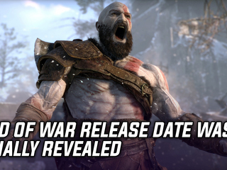 God of War release date has finally been revealed!