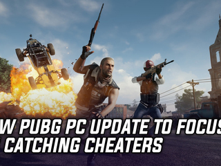 PUBG on PC to receive update which will help with identifying and banning cheaters