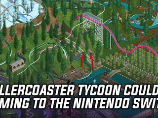 Atari seeks help from crowdfunding platform for Rollercoaster Tycoon on the Switch
