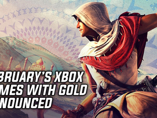 February's Games with Gold Announced For Xbox One and Xbox 360