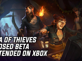 Sea of Thieves Beta Extended on Xbox One