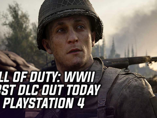 Call of Duty: WWII DLC 'The Resistance' Out Today On PlayStation 4