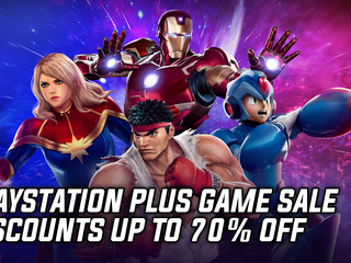 PlayStation Plus Specials Sale is discounting many games up to 70% off