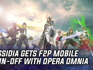 Dissidia gets free-to-play mobile spin-off titled Opera Omnia, available today