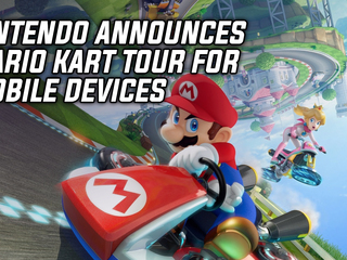 Mario Kart Tour has been announced for mobile devices