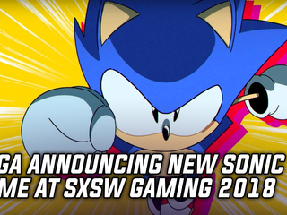 New Sonic game to be unveiled at SXSW Gaming in March 2018