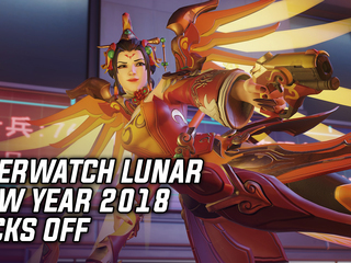 Overwatch's Lunar Near Year 2018 Kicks Off