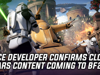 Star Wars Battlefront 2 dev confirms Clone Wars content coming to the game