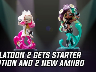 Splatoon 2 gets new Starter Edition announced and two new amiibo coming
