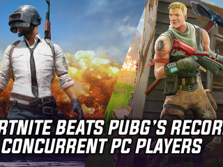 Battle Royale surpasses PUBG in concurrent players on PC