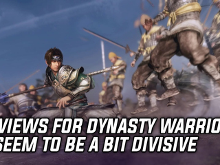 Reviews for Dynasty Warriors 9 seem to be pretty divisive across the board