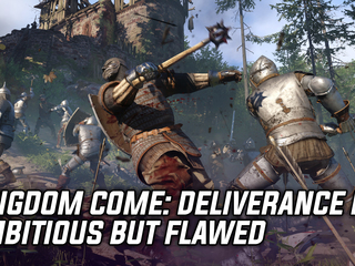 Kingdom Come: Deliverance impresses critics with its scope, but bugs bring the experience down