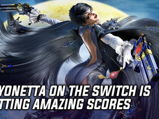 Bayonetta on the Switch proves that the queen of Platinum deserved a better console to live on