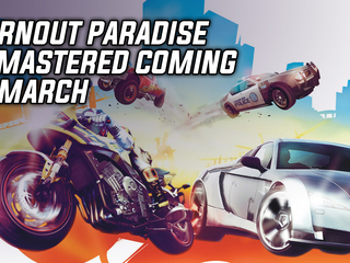 EA Announces Burnout Paradise Remastered for Xbox One and PS4; PC at a later date