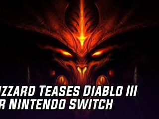 Blizzard Teases Diablo III On Nintendo Switch