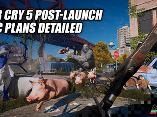 Far Cry 5 Post-Launch Content And DLC Detailed