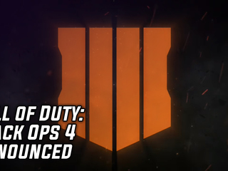 Call of Duty: Black Ops 4 Officially Announced