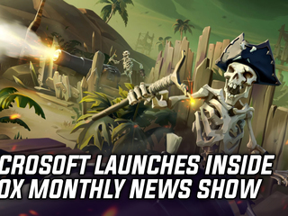 Microsoft debuts monthly gaming news show, Inside Xbox