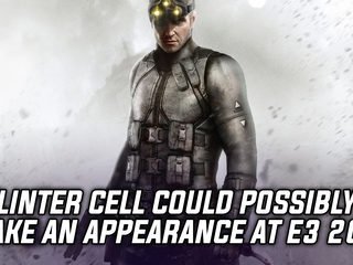 Amazon Canada listing suggests Splinter Cell could be coming back this year