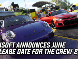 Ubisoft announces June release date for The Crew 2