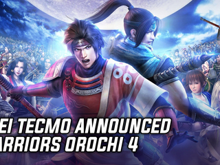 Koei Tecmo announces Warriors Orochi 4 coming to the West in 2018