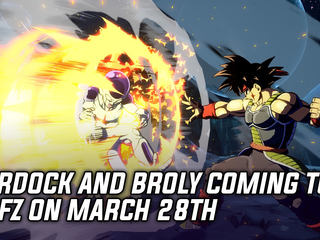 Dragon Ball FighterZ is getting Bardock and Broly on March 28th