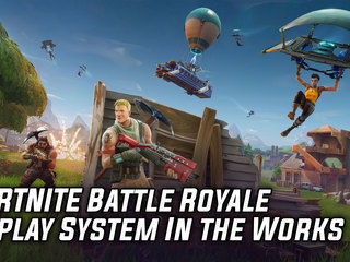 Fortnite Battle Royale Replay System In The Works