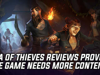 Sea of Thieves reviews prove that the game needs more content